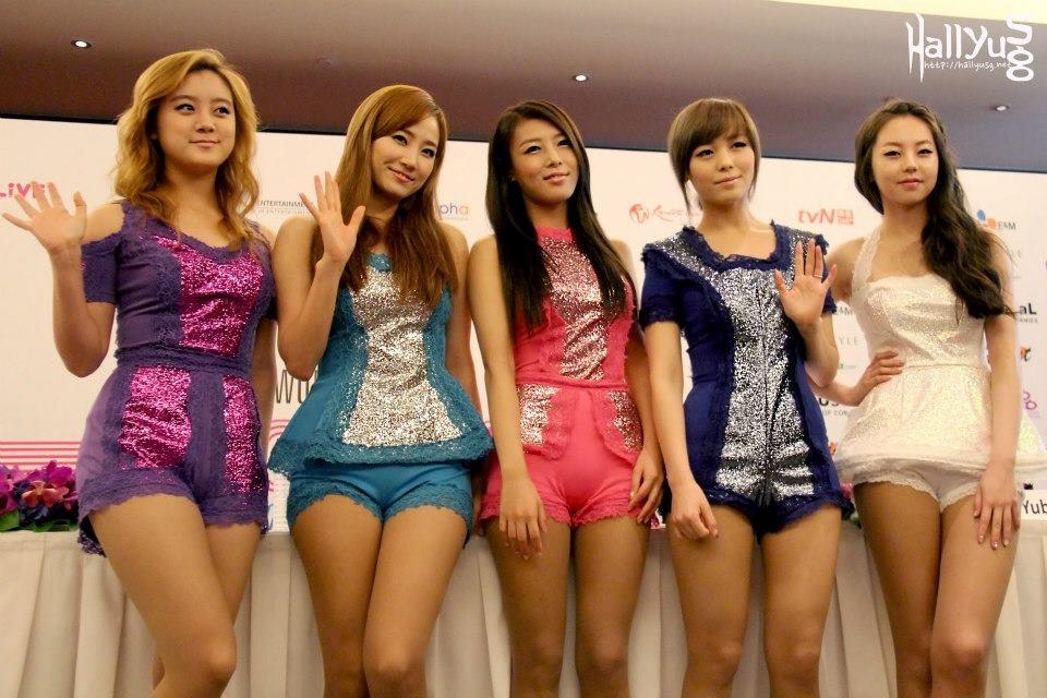 Wonder Girls Tour
