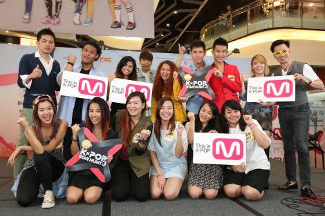 Scoot K-Pop Star Hunt 3 - Singapore Finalists