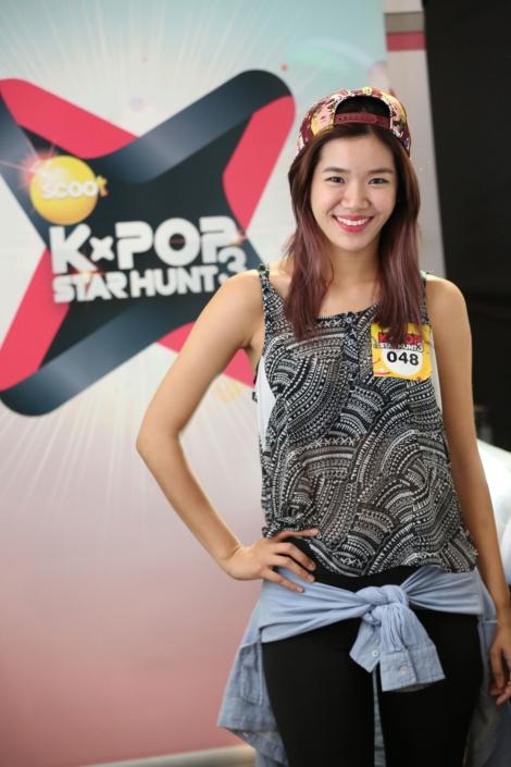 Scoot K-Pop Star Hunt 3 - Singapore Winner, Yvonne Chua (2)