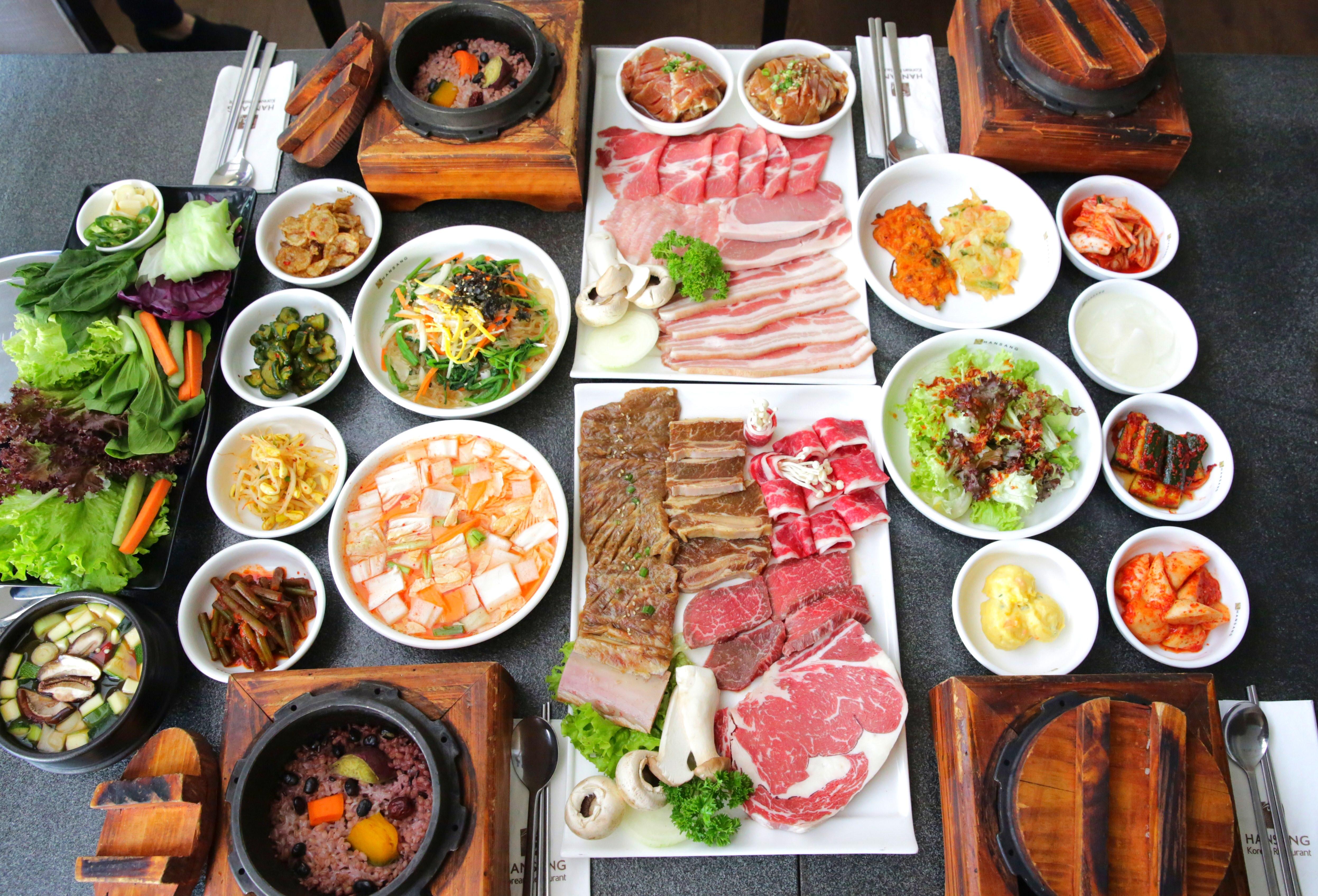 Chuseok Food List