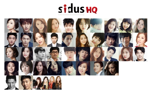 iHQ_sidusHQ Talent Roster