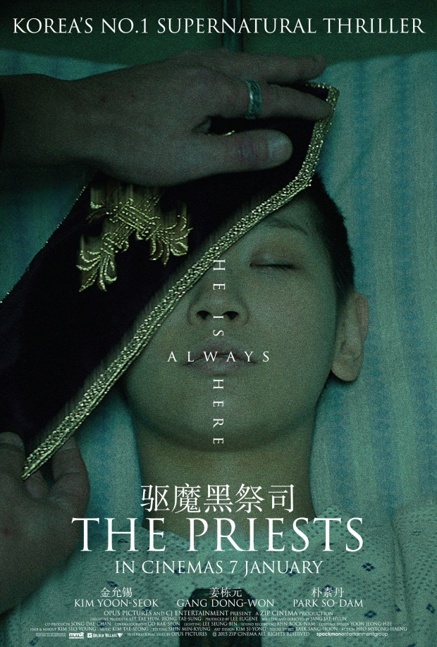 THE PRIESTS_Ver A_1 sheet