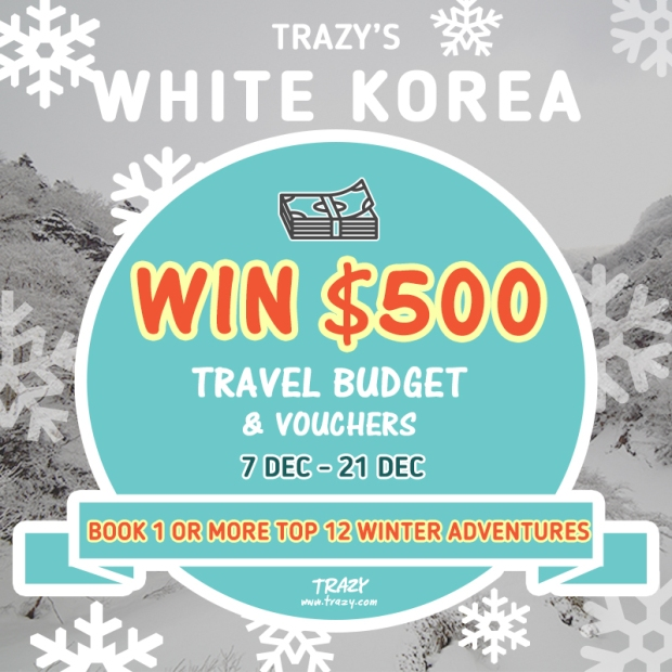 White Korea Poster (1)