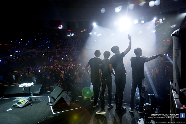 (Photo: CNBLUE Official Facebook)