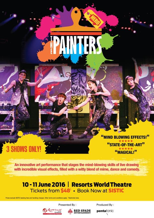The Painters 2016 KV